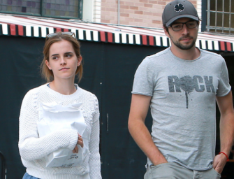 Oh, No! Does Emma Watson Have A New Man? Check Out The Photos Inside!