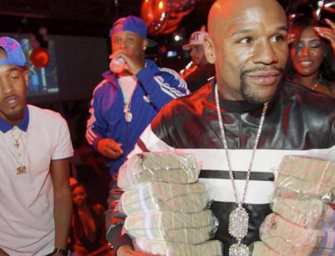 Will Floyd Mayweather Run Out of Money?  His Camp Re-confirms His Retirement and Floyd Spends $3.5 Million on This New Toy! (Photos)