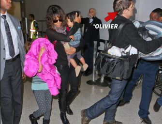 Halle Berry and Olivier Martinez Sued for Airport Attack