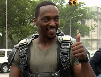 Anthony Mackie Claims His Donald Trump Endorsement Was A Joke, Do You Believe Him?