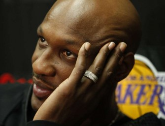 Lamar Odom Found Unconscious At Brothel, Fighting For His Life Inside Hospital In Las Vegas