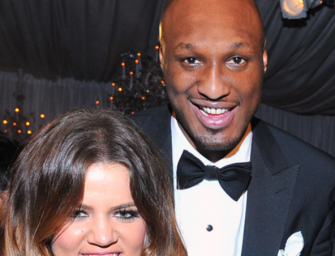 UPDATE:  Lamar Odom Still in a Coma, Here Are The Insane things that were discovered in his system.