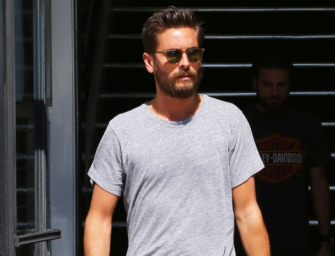 Scott Disick Is Back In Rehab, And This Time He's Doing It For His Kids!