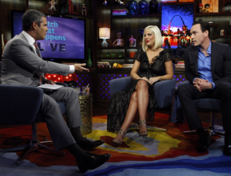 "Is There Beef Between Andy Cohen And Tori Spelling After Bravo Host Tells Her To ""EAT SOMETHING!""?"