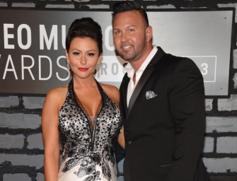 JWoww And Roger Mathews Finally Get Married, Make VERY Special Announcement During Wedding Party!