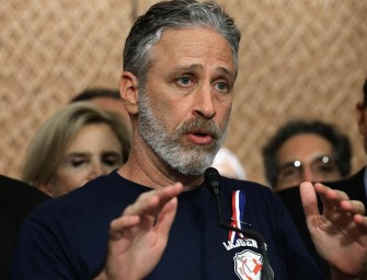 "More On John Stewart's New Deal With HBO.  Stewart Says Doing The Daily Show ""Broke Him"" and This New Gig Should Be Easy!"