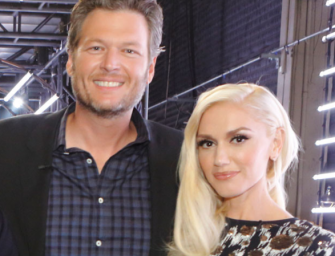 Does This Photo Prove Gwen Stefani And Blake Shelton Are More Than Just Friends?
