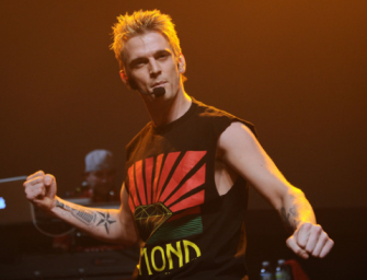 "Aaron Carter Is A Mess, Claims Michael Jackson ""Passed Down The Torch"" To Him In Bizarre Tweet!"