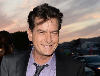 Is Charlie Sheen HIV Positive?