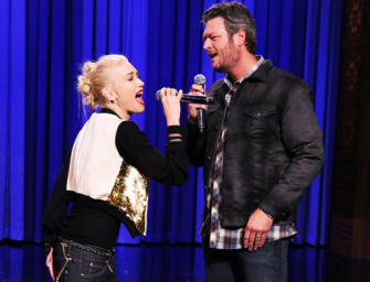 Will Gwen Stefani And Blake Shelton Be Spending The Holidays Together? Get The Answer Inside!