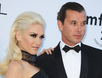 SLOPPY! Gwen Stefani Learned of Affair with Nanny on Children's' Ipad.  Gavin Rossdale Forgot his iCloud/iMesssage account Was Linked.