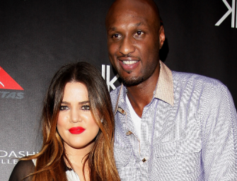 Khloe Kardashian Gets REAL On Twitter, Slams Lamar Odom While Defending Herself Against The Trolls!