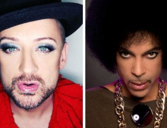 Boy George's Admission That He Had Relations With Prince Shut Down Taping of The Voice; Everyone Then Starts To Backpedal