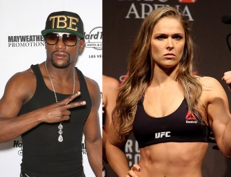 He Said What? Floyd Mayweather's Shocking Response To Ronda Rousey's Defeat . Even His Biggest Haters Have to Agree.
