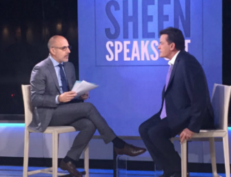 Charlie Sheen Admits He Paid A Few People Millions Of Dollars To Keep His HIV-Positive Diagnosis A Secret! (VIDEO)