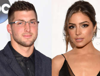 Did Olivia Culpo Really End Things With Tim Tebow Because He Wasn't Giving Her The D?
