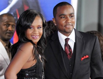 Really Nick? Nick Gordon Photoshops Bobbi Kristina's Photo in 2015's Worse Celebrity Christmas Card.