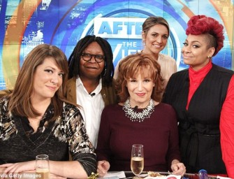 'The View' Will Be Making Cuts Again! This Time It Will Be 2 People and we Got the Scoop!