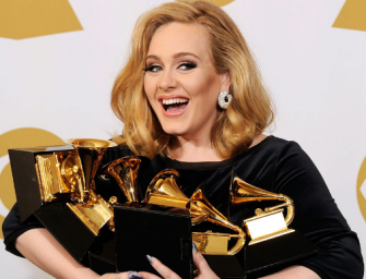 List Of 2016 Grammy Awards Nominations, And No Adele's Name Is Not On The List!