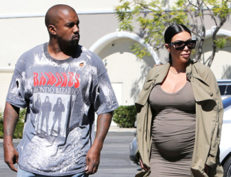 Kim Kardashian Gives Birth To Baby Boy, But Does Anyone Know His Name?!? Get The Details Inside (UPDATE!)