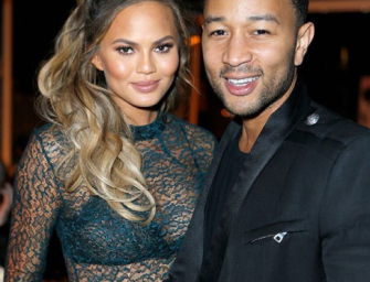 Chrissy Teigen Reveals The Sex Of Her Baby With John Legend, Find Out The Surprising Way She Did It!