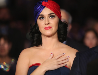 Katy Perry Gives Burn Victim The Best Christmas Gift In The World, Check Out The Photos Inside!