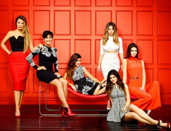 The Kardashian Family's 2015 Christmas Card Is Missing The Most Important Members Of The Family!