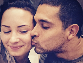 Demi Lovato And Wilmer Valderrama Remain Super Cute During PDA-Filled Vacation (PHOTOS)