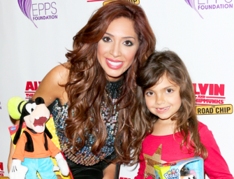 Some Poor Child Is About To Be Adopted By 'Teen Mom' Star Farrah Abraham