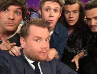 WATCH: One Direction Plays Hilarious Game Of Tattoo Roulette With James Corden, Who Went Home With New Ink?