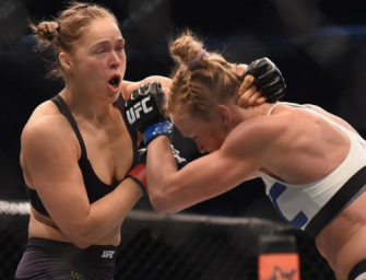 Ronda Rousey Gives First Interview Since Holly Holm Fight, Admits She Was Embarrassed After Shocking Loss