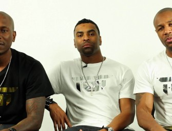 Did Tyrese Just Boot Ginuwine Out of Super Group TGT?  Yes! And He is Not Happy!