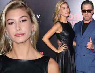 "Stephen Baldwin Claims His Daughter Hailey Is ""Just Friends"" With Justin Bieber"