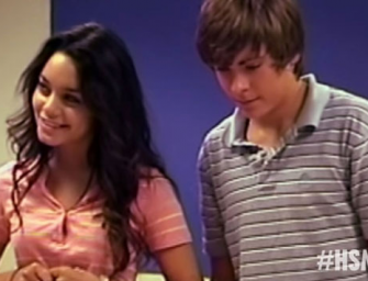 Vanessa Hudgens' Reaction To Her 'High School Musical' Audition Tape With Zac Efron Is The Most Adorable Thing (VIDEO)