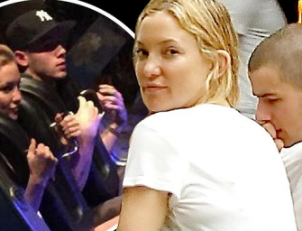 Strangest Story Of The Year So Far: Kate Hudson Posted Photo Of Her Butt On Instagram To Make Nick Jonas Jealous?