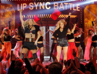 Channing Tatum And Beyonce Literally Run The World After Incredible Lip Sync Battle (VIDEO)