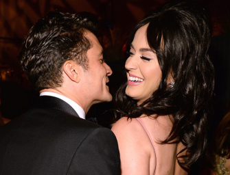 Let The Rumors Begin: Katy Perry And Orlando Bloom Were Caught Flirting With Each Other During Golden Globes After Party (PHOTOS)