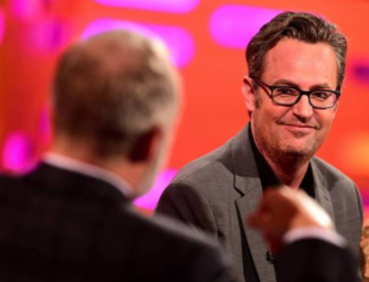 Matthew Perry Admits He Can't Remember Entire Seasons Of 'Friends' Because He Was So 'Out Of It'