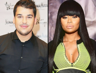 Is Blac Chyna Using Rob Kardashian To Get Back At Kylie Jenner And Tyga? Details Inside!