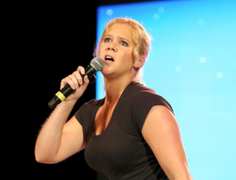 Viral Video Accuses Amy Schumer Of Stealing Jokes, Comedian Reacts During Recent Interview! (VIDEO)