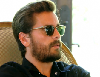 Scott Disick Breaks Down During Apology To Kardashian Family, Says He Would Kill Himself If He Didn't Have His Kids