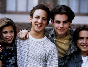 Boy Meets World: 10 Things I bet Even the Biggest Fans Didn't Know.