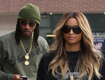 Ciara Is Going After Future, She's Suing Him For His Social Media Smack Talk…And She Wants $15 Million! (VIDEO)