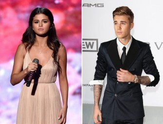 Found It!  The video clip of Selena Gomez Singing About Justin Bieber that Almost Made Her Shut Down Her Social Media Account (Video)
