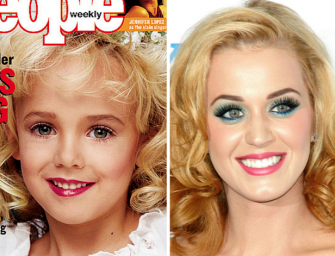 So, Uh…There Are People Who Believe Katy Perry Is JonBenét Ramsey, Check Out The Creepy Videos Inside!