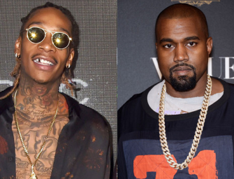 Is The Beef Over? Wiz Khalifa Gives Some Details About His Phone Conversation With Kanye West