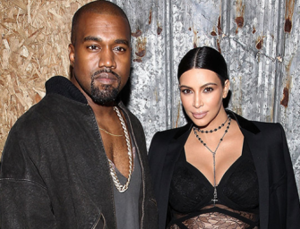 Meet The Adorable Saint West: Kim Kardashian Shares First Photo Of Her 3-Month-Old Son!