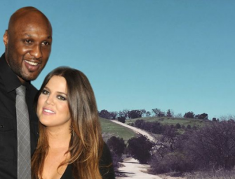 Khloe And Kim Kardashian Go On A Very Special Hike With Lamar Odom, Get All The Details Inside!