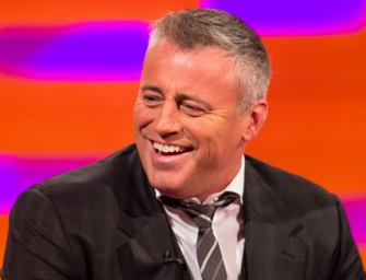 'Friends' Star Matt LeBlanc Is Returning To Network Television, Will Star In His Own Sitcom On CBS!