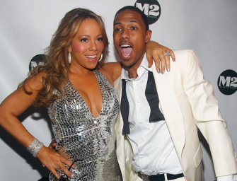 """""""Wild 'N Out"""" Producers Forced To Step In After Stevie J Tells Nick Cannon He Banged Mariah Carey…Twice! (PHOTO)"""